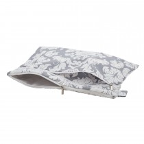Wet & Dry Bag Grand Print - Chateau Silver