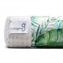 Nursing Pillow Cover - Green Leaf