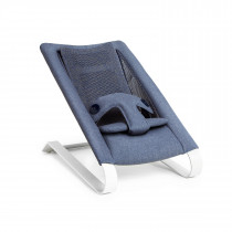 Bamboo 3DKnit Bouncer - Denim Blue