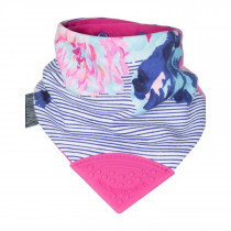 Neckerchew - Joules Flowers & Stripes