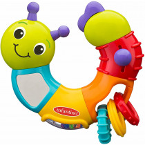 Twist & Play Caterpillar Rattle