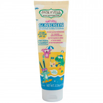 Kids Natural Sunscreen with soothing Chamomile & Calendula SPF30