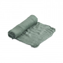 Deluxe Muslin Swaddle Single - Sage