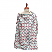 Nursing Cover - Coral