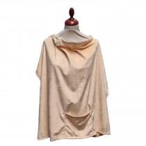 Deluxe Nursing Cover - Super Deluxe Gold