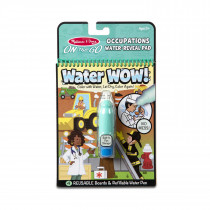 On the Go Water Wow! - Occupations