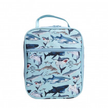 Insulated Lunch Bag - Shark
