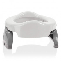 Potette Plus 2 in 1 - White/Cool