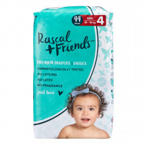 Rascals + Friends Nappies Toddler (10-15KG, 44PK)
