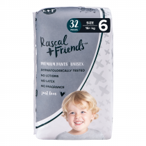 Rascals + Friends PANTS Junior (16KG+32PK)