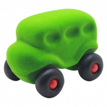 Soft Baby Educational Toy-2Skool Bus Little - Green