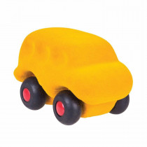 Soft Toy-2Skool Bus Micro-yellow