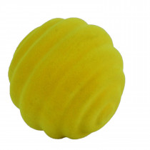 Soft Toy-Whacky Ball Yellow Top  4""