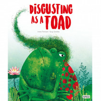 Picture Book -Disgusted As A Toad