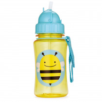 Zoo Straw Bottle - Bee