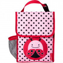 Zoo Lunch Bag- Ladybug