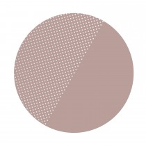 SPOTTED Clean Wean Mats - DUSKY ROSE