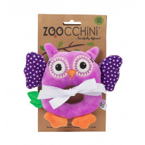 Baby Buddy Rattle Plush - Olive The Owl