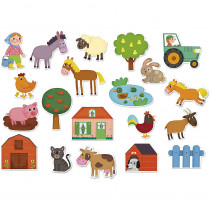Magnets 20 Pieces - Farm