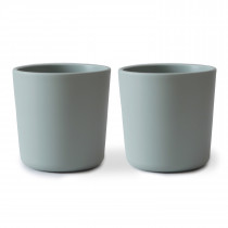 Dinnerware Cup Set of 2 - Sage
