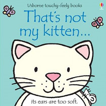 "كتاب ""That's Not My Kitten"" المصوّر"
