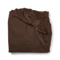 Hooded Towel- Chocolate