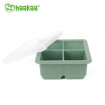 Silicone Freezer Tray - 4X - Pea Green