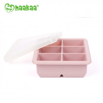 Silicone Freezer Tray - 6X - Blush