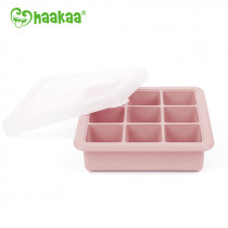 Silicone Freezer Tray - 9X - Blush