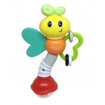 RATTLE & TEETHER LOVE BUG