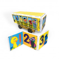Sesame Street - School Bus