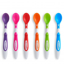 Soft-Tip Infant Spoon 6pcs