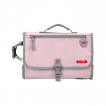 Pronto Changing Station - Pink Heather