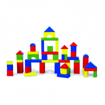 Wooden Block Set (50pcs)