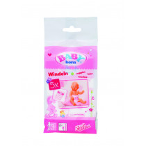 5-Pack Shrinked Nappies