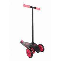 Lean To Turn Scooter Pink