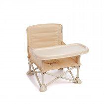 Picnic Chair Booster Seat-Cozy Beige