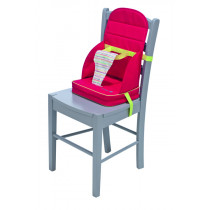 Travel Booster For Chair Red Dot