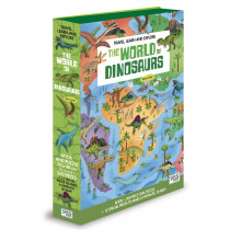 Travel, Learn And Explore -The World Of Dinosaurs