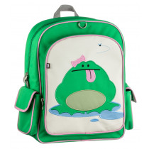 Big Kid Backpack OLD- Katarina the Frog