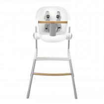 Highchair Up&Down - Grey/White