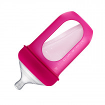 Silicone Bottle 8oz Pink