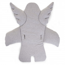 Evolu 2 & Lambda - Angel Universal Seat Cushion - Jersey Grey
