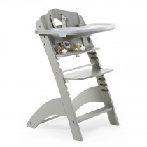 Baby Grow Chair Lambda 2 - Stone Grey