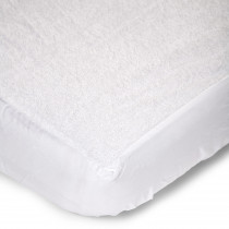 Playpen - Mattress Waterproof Protection - White