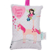 Fairy Unicorn Toothfairy Cushion