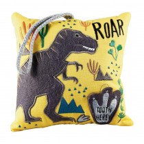 Dinosaur Toothfairy Cushion