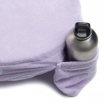 Deluxe Twin Slipcover- LILAC