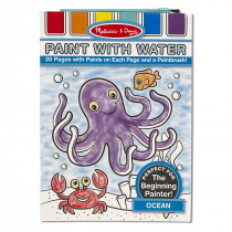 Melissa & Doug Paint with Water - Ocean