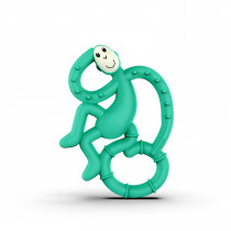 Mini Monkey Teether - Green
